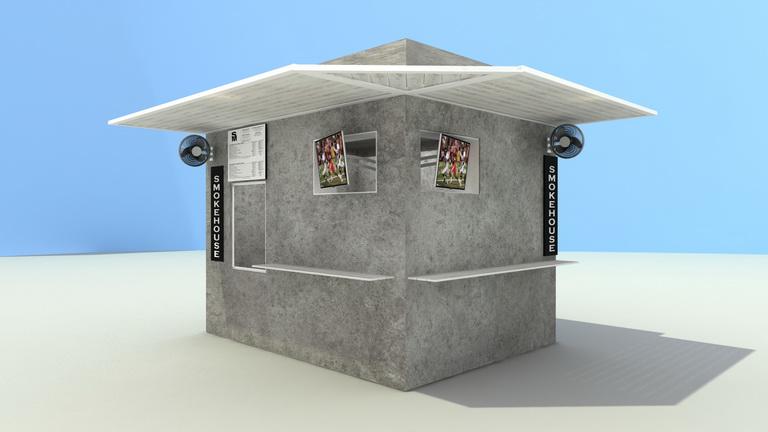 SMOKEHOUSE 1