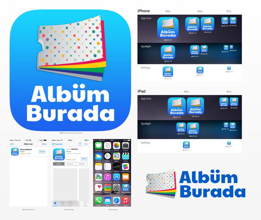 ALBUMBURADA ICON2